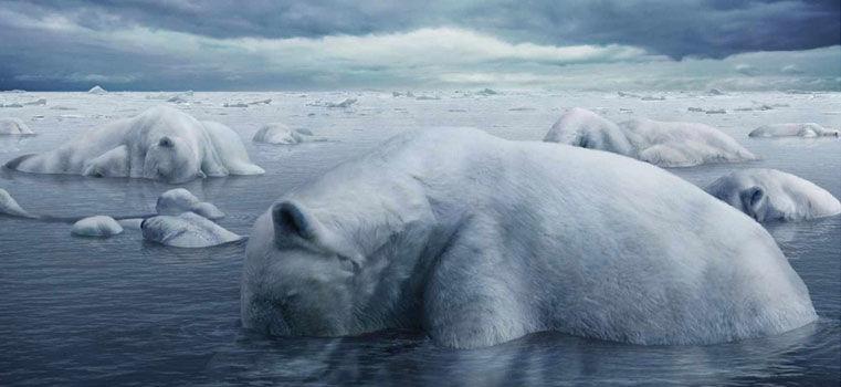Greenpeace : 40 publicités fortes en symbolique