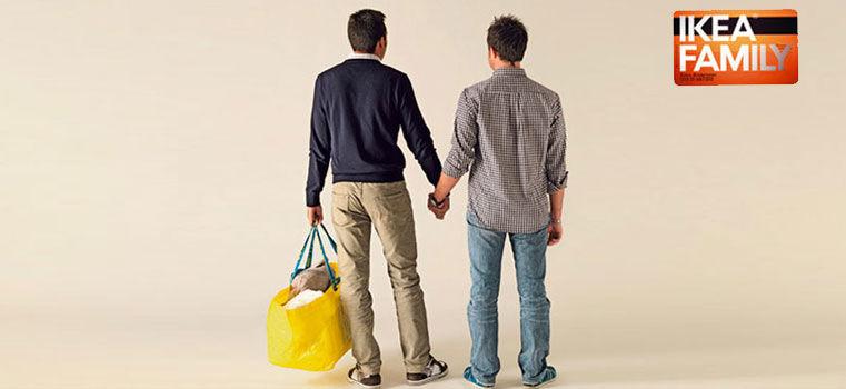 Homosexualité et publicité : le mariage interdit ?