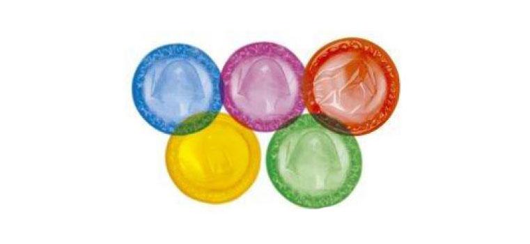 Quand la publicité recycle les anneaux olympiques