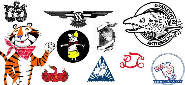 Quiz : A qui appartiennent ces 20 anciens logos ?