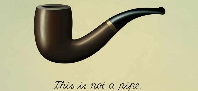 L'influence des tableaux de Magritte sur la publicité en 35 exemples