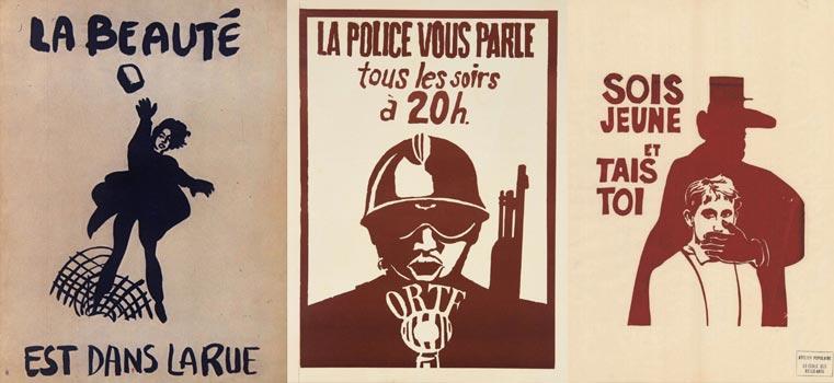 Mai 68 : la lutte des classes devenue objet de collection !
