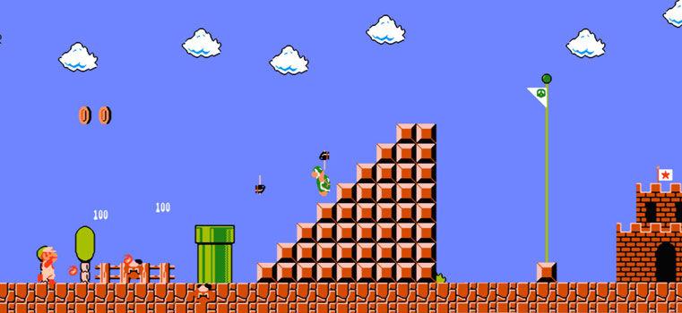1981-2011 : 30 ans de jeux vidéo en 30 publicités
