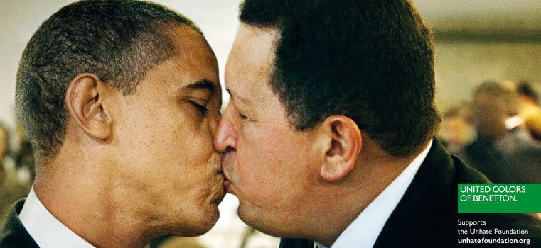 Barack Obama, superstar de la publicité en 60 exemples