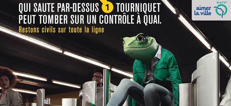 La RATP a-t-elle raison de nous infantiliser avec des messages culpabilisants ?