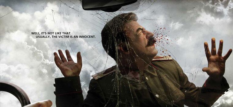 Staline et la publicité