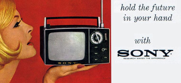 Téléviseurs : 100 ans de technologie racontés en publicités