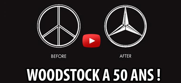 Pourquoi la publicité se moque-t-elle autant des hippies ? – spécial 50 ans de Woodstock !